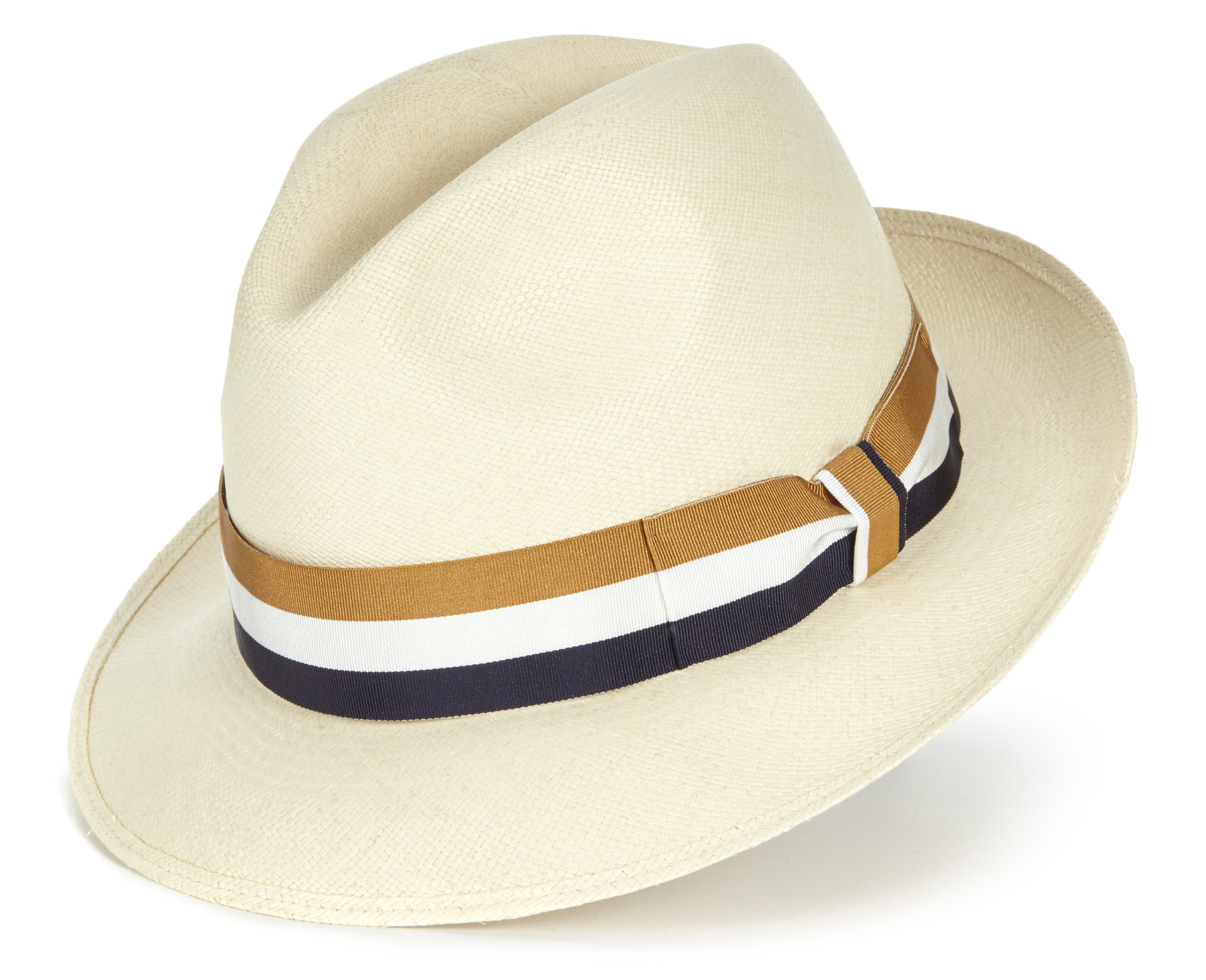 The Lock & Co Panama Hat for QEST
