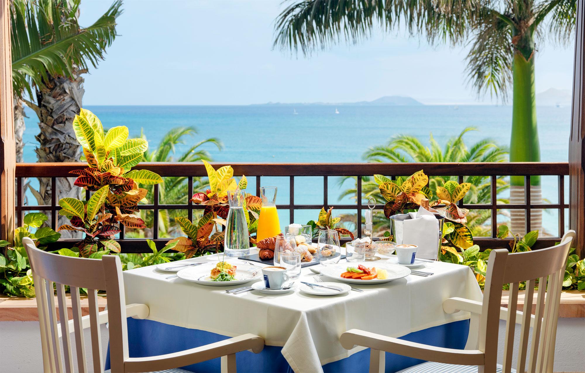 Show-Stopping Food At Lanzarote's Princesa Yaiza Suite Resort