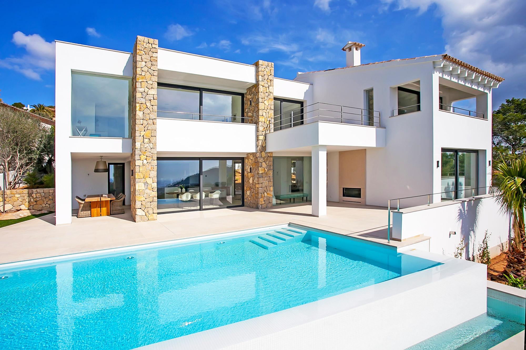 Ref 7453 – Modern Villa, Port Andratx