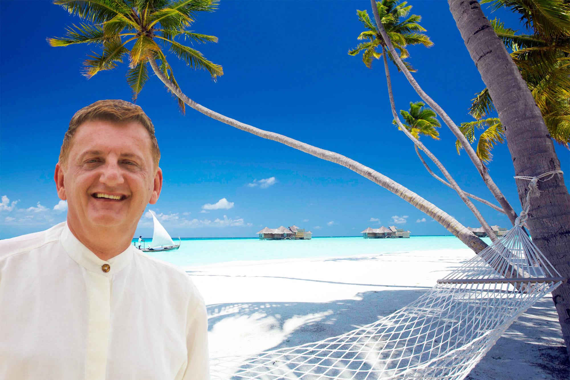 Steven Philips, GM Gili Lankanfushi