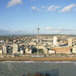 The British Airways i360 Prepares For Take-off 5