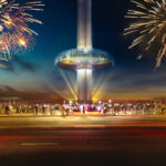 The British Airways i360 Prepares For Take-off 15