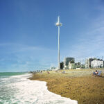 The British Airways i360 Prepares For Take-off 9