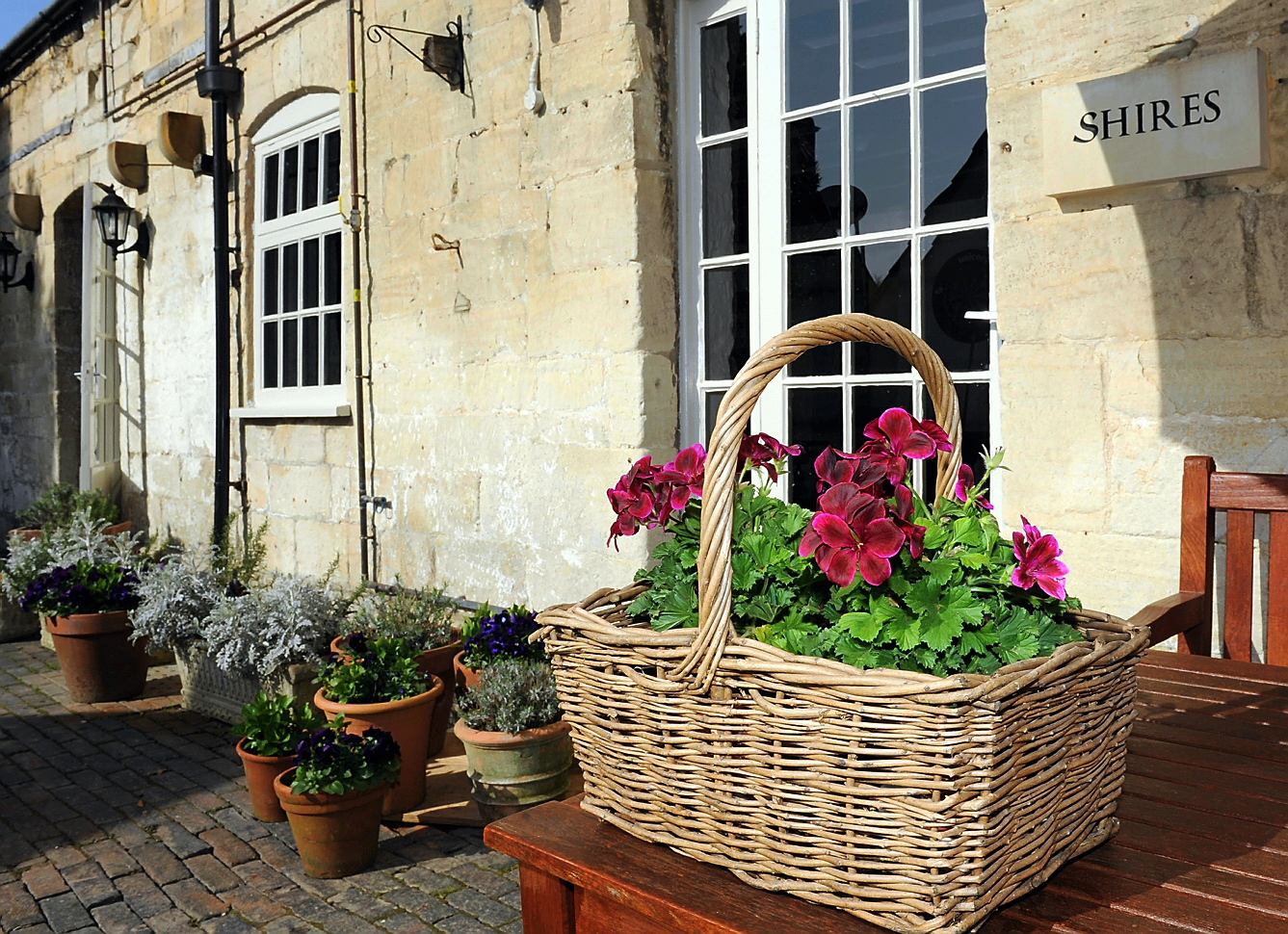 The Charming Falcon Hotel In Idyllic Cotswold Settings