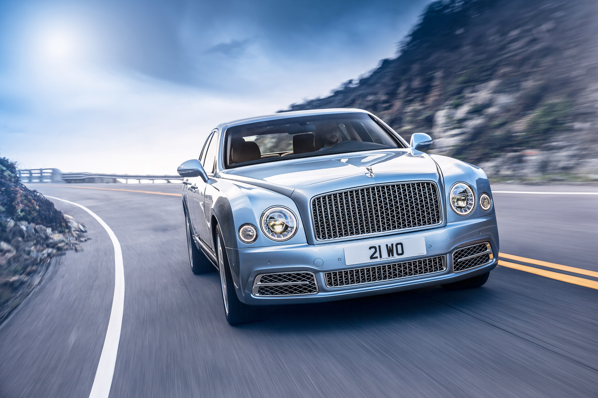 All You Need To Know About The New Bentley Mulsanne