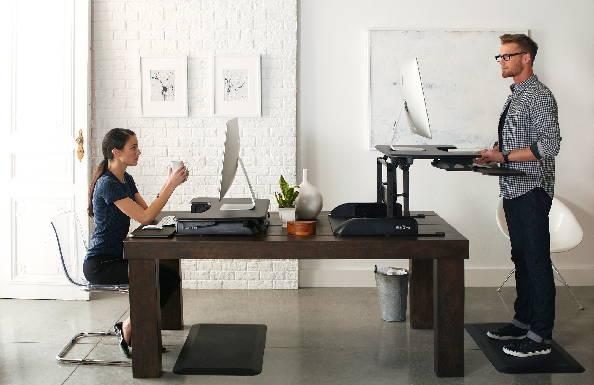 Could The Varidesk Make Me Fitter And More Productive?