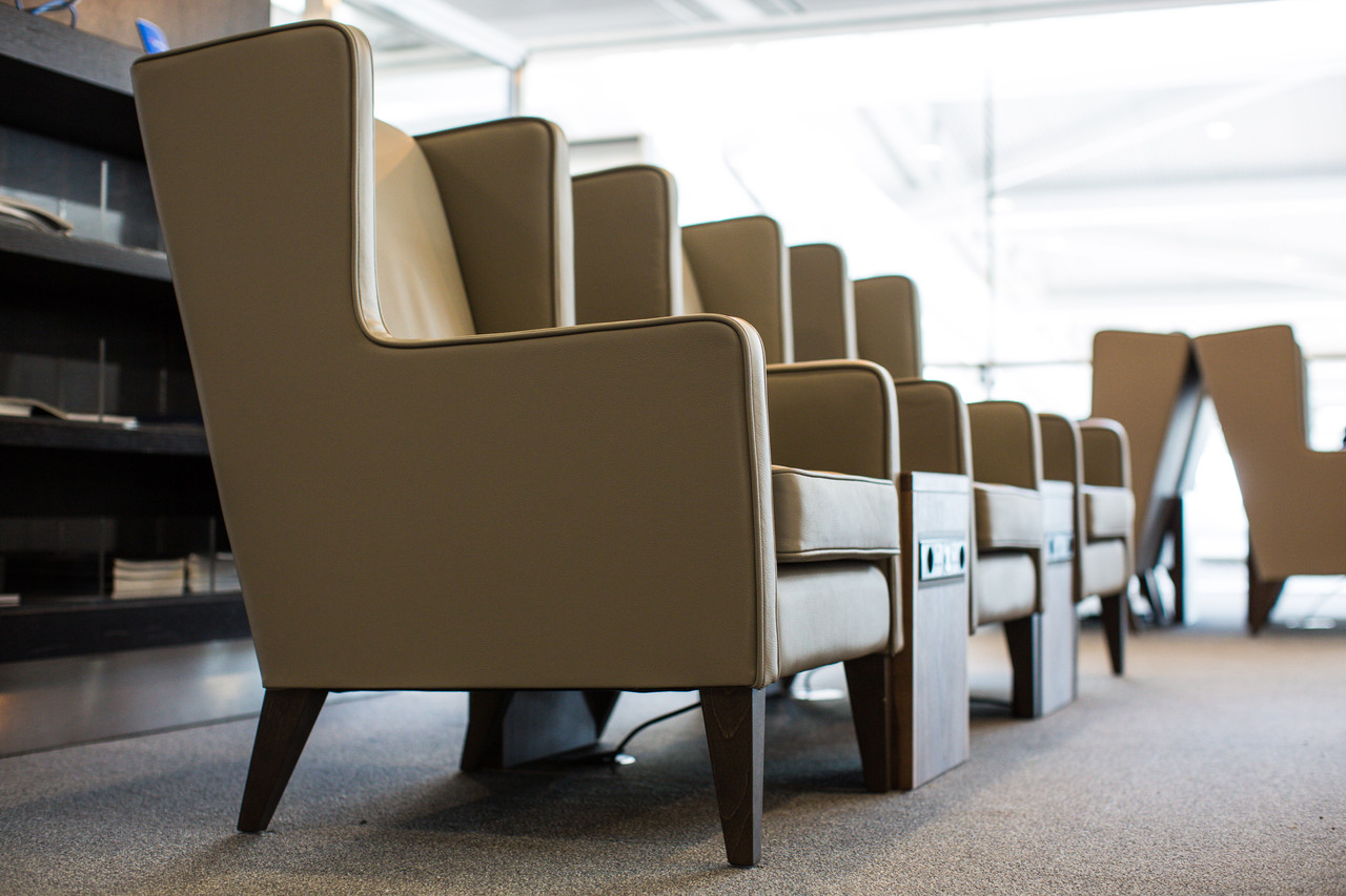 The British Airways First Lounge At Terminal 5 Gets A Revamp 7