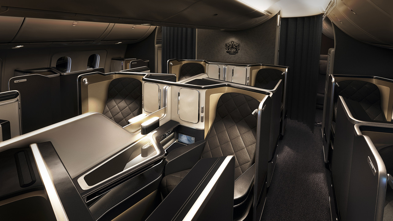 The British Airways First Lounge At Terminal 5 Gets A Revamp 10