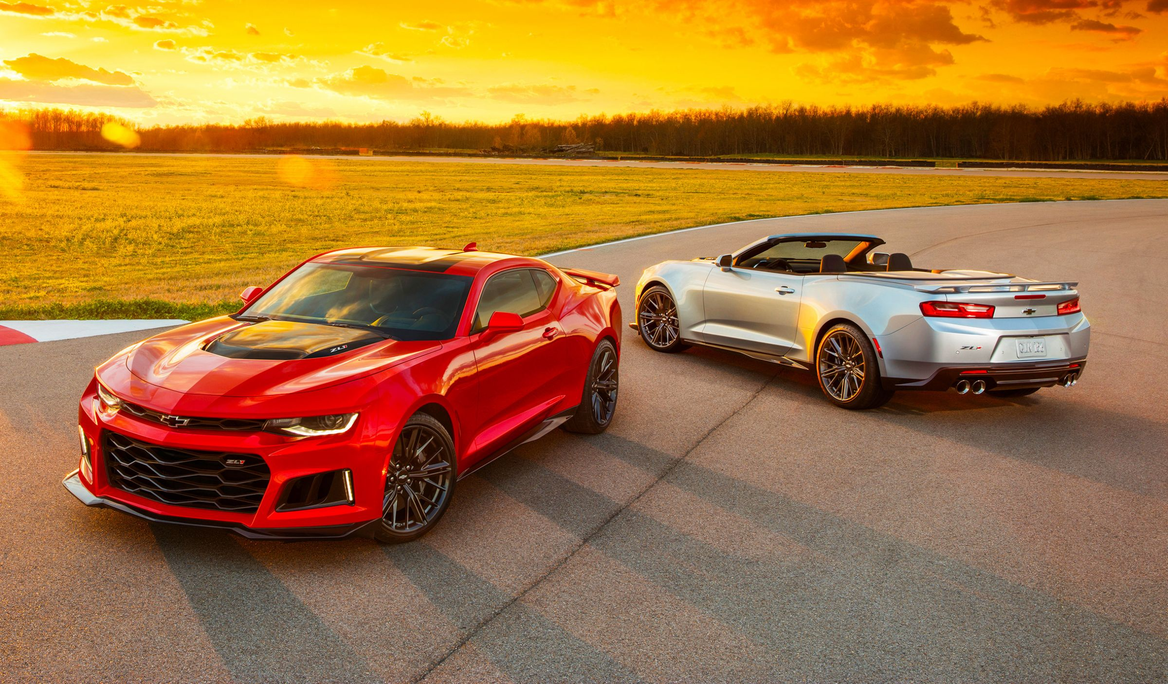 The 2017 Chevrolet Camaro ZL1 Convertible Makes Its Debut
