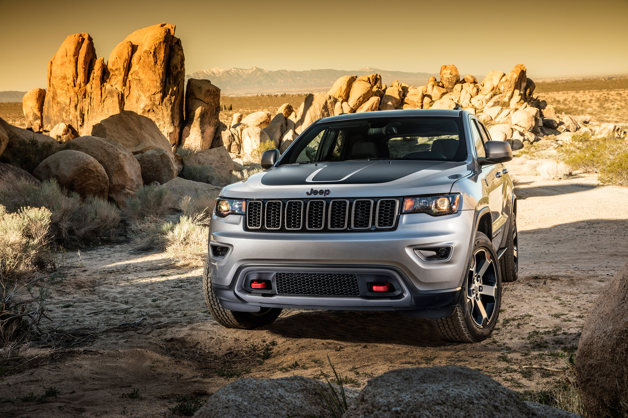 Even More Capability and Luxury for the Jeep® Grand Cherokee