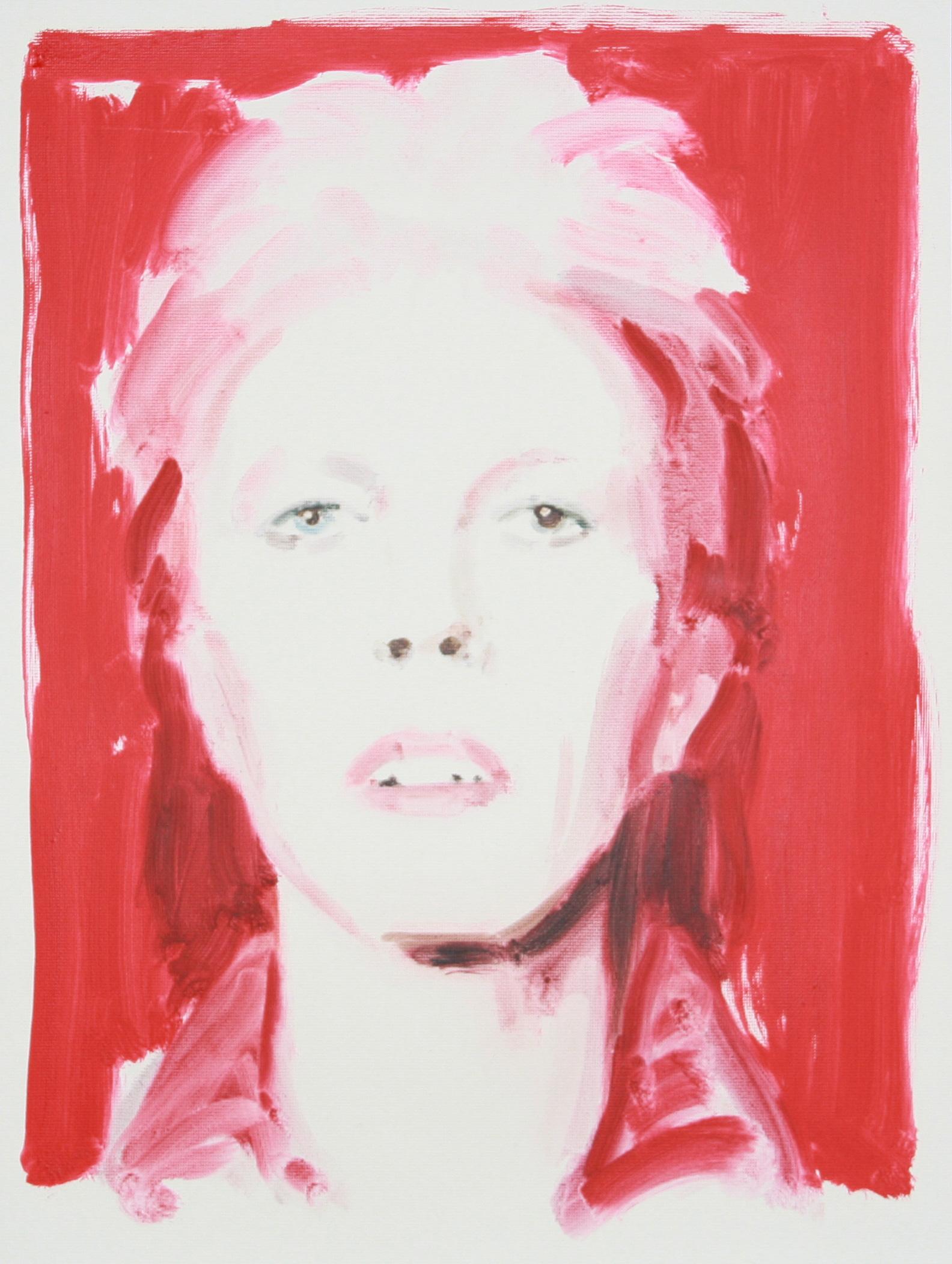 David Bowie by Annie Kevans