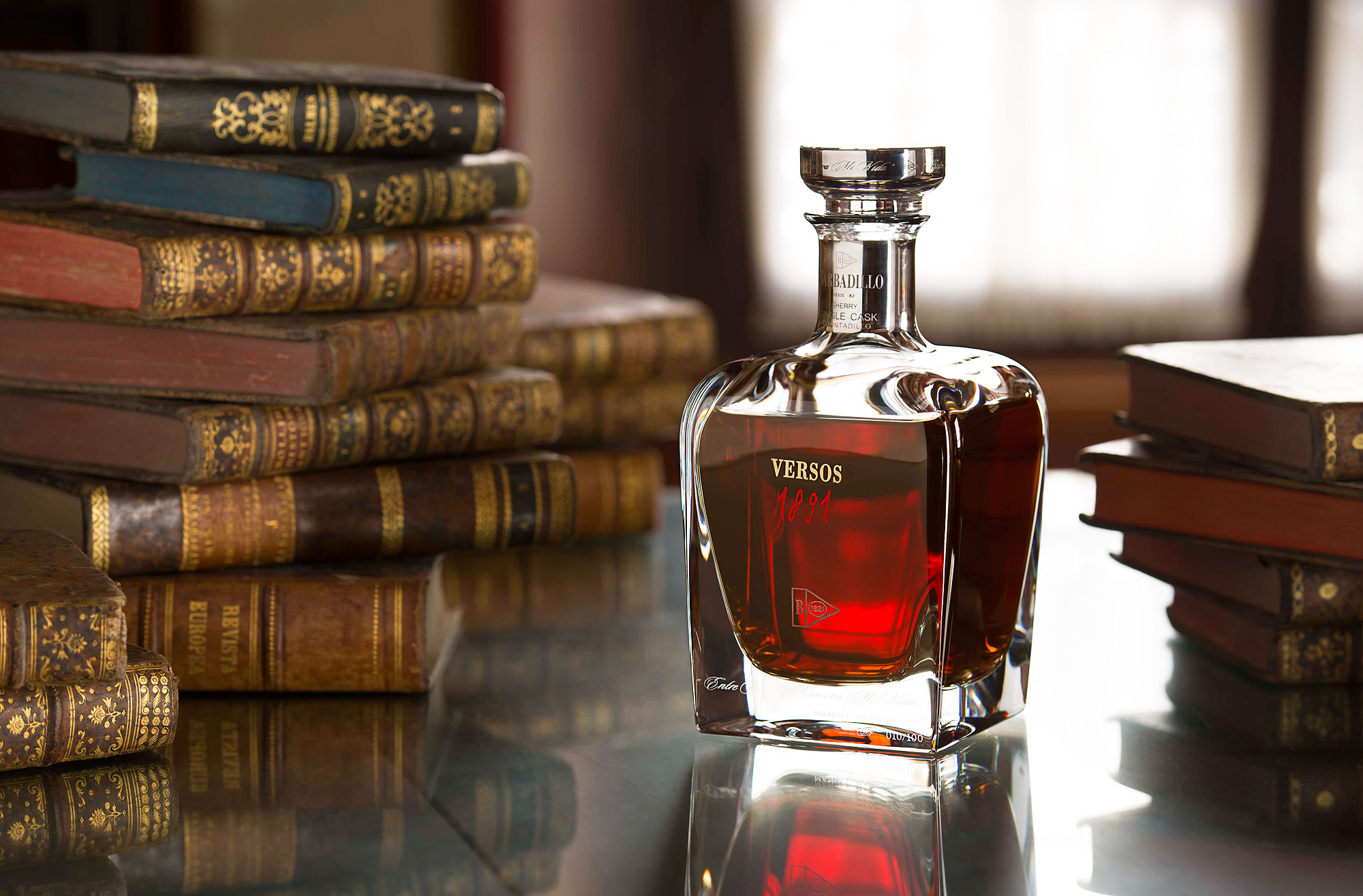 Barbadillo Unveils £8,000 Limited Edition Sherry