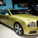 "Bentley Motors Wins ""Creativity Award 2016"" In Geneva 9"