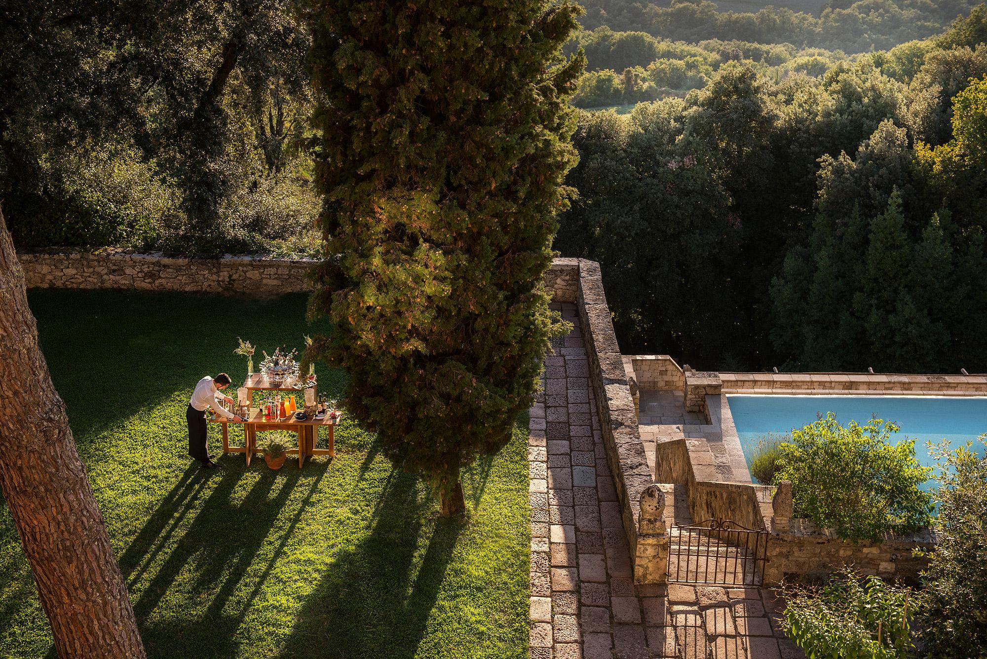 Borgo Pignano, the Tuscan fantasy come true 2