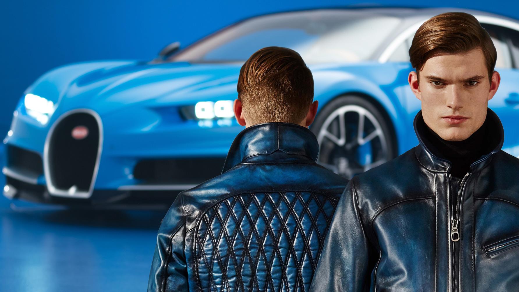Ettore Bugatti launches the Bugatti Chiron capsule collection