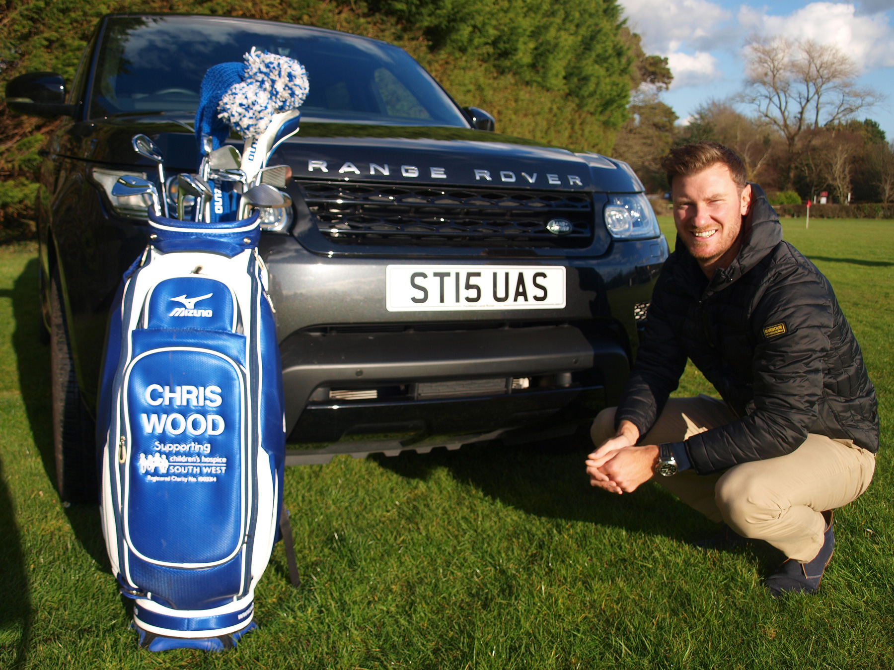 Interview With Chris Wood, Professional Golfer 18