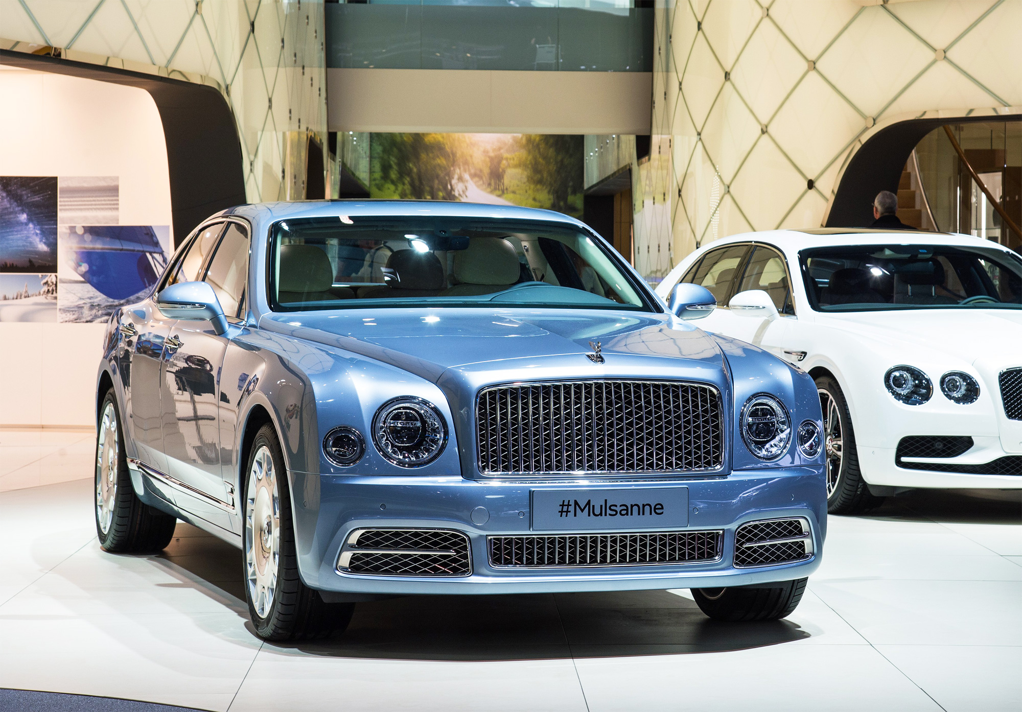 Bentley Motors Wins Creativity Award 2016 In Geneva