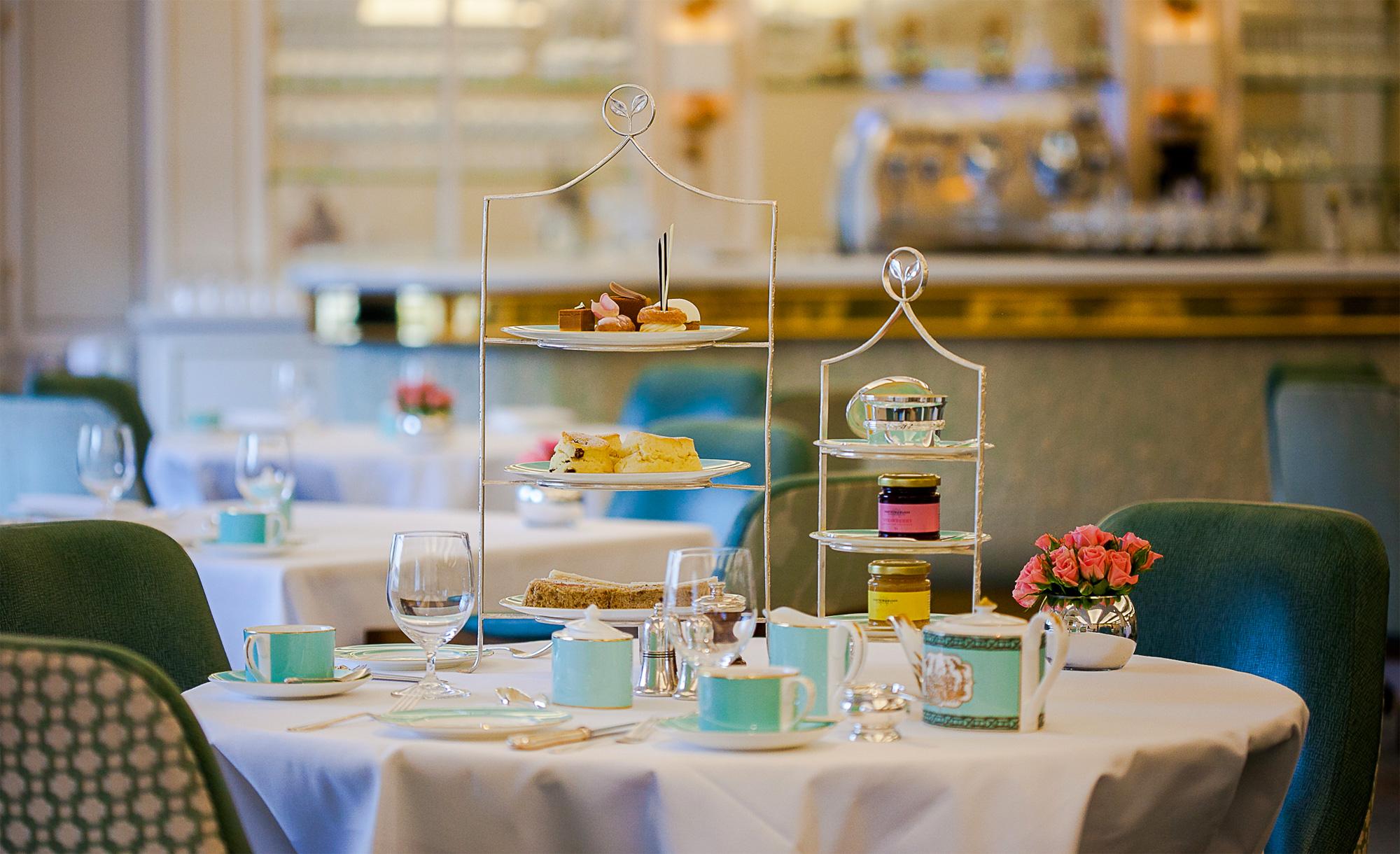 Diamond Jubilee Tearoom