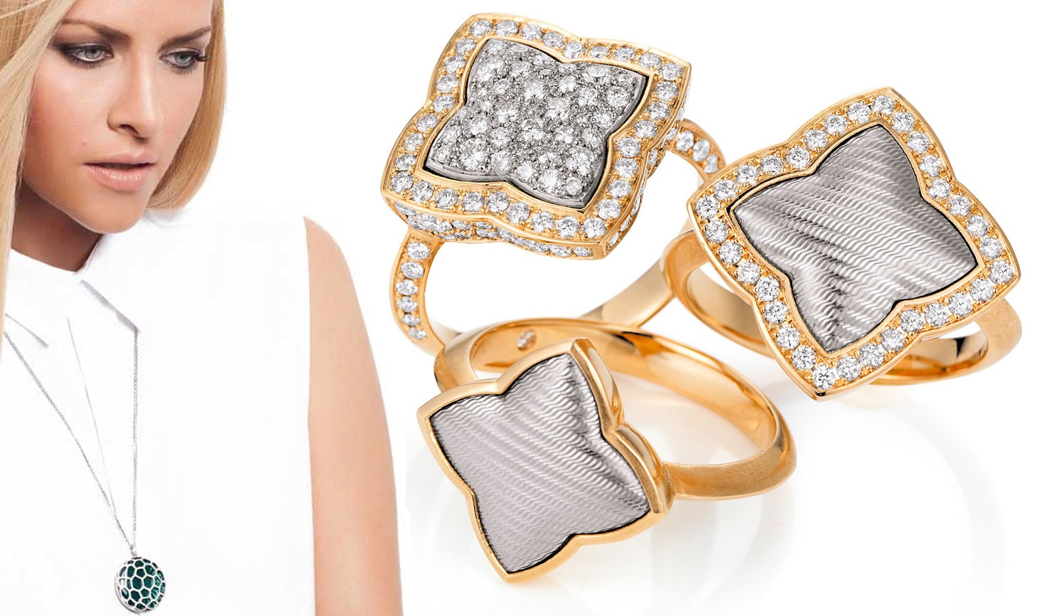 The Eloise Fine Jewellery Collection from Victor Mayer