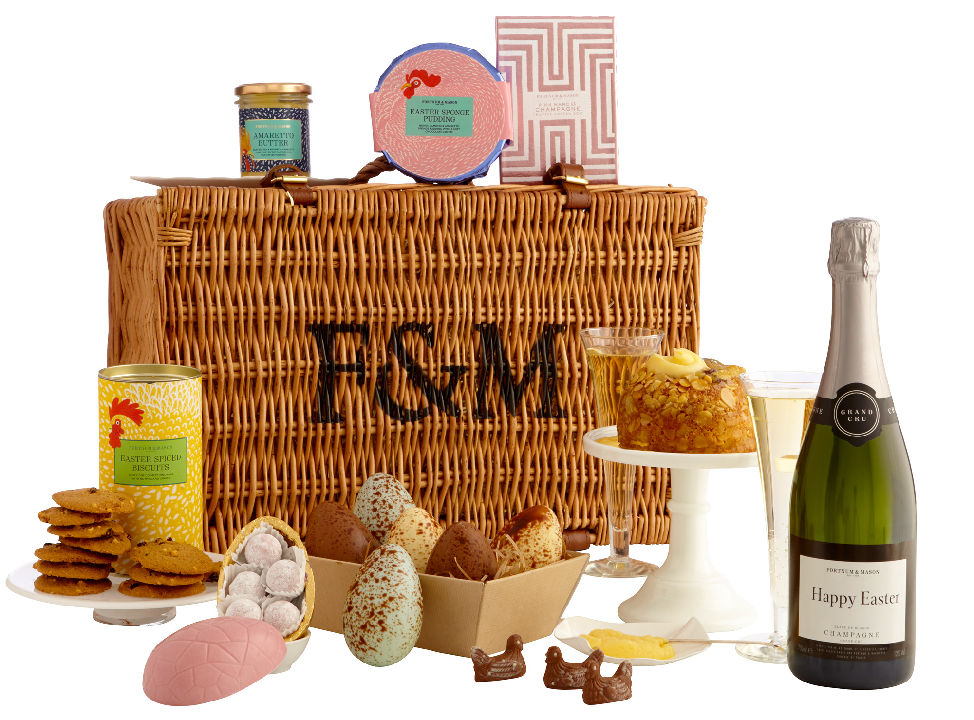Fortnum & Mason's Easter eggs: fit for a Queen
