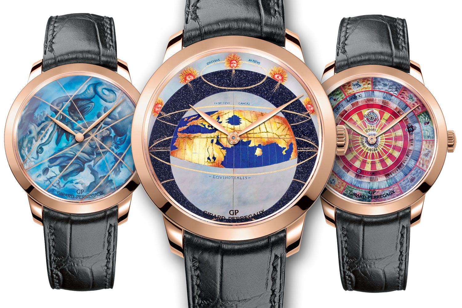 The New Girard-Perregaux Chamber of Wonders Collection