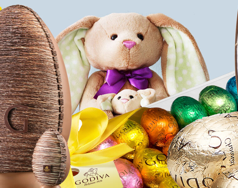 Godiva Chocolates Introduces A Giant Sized Wow For Easter