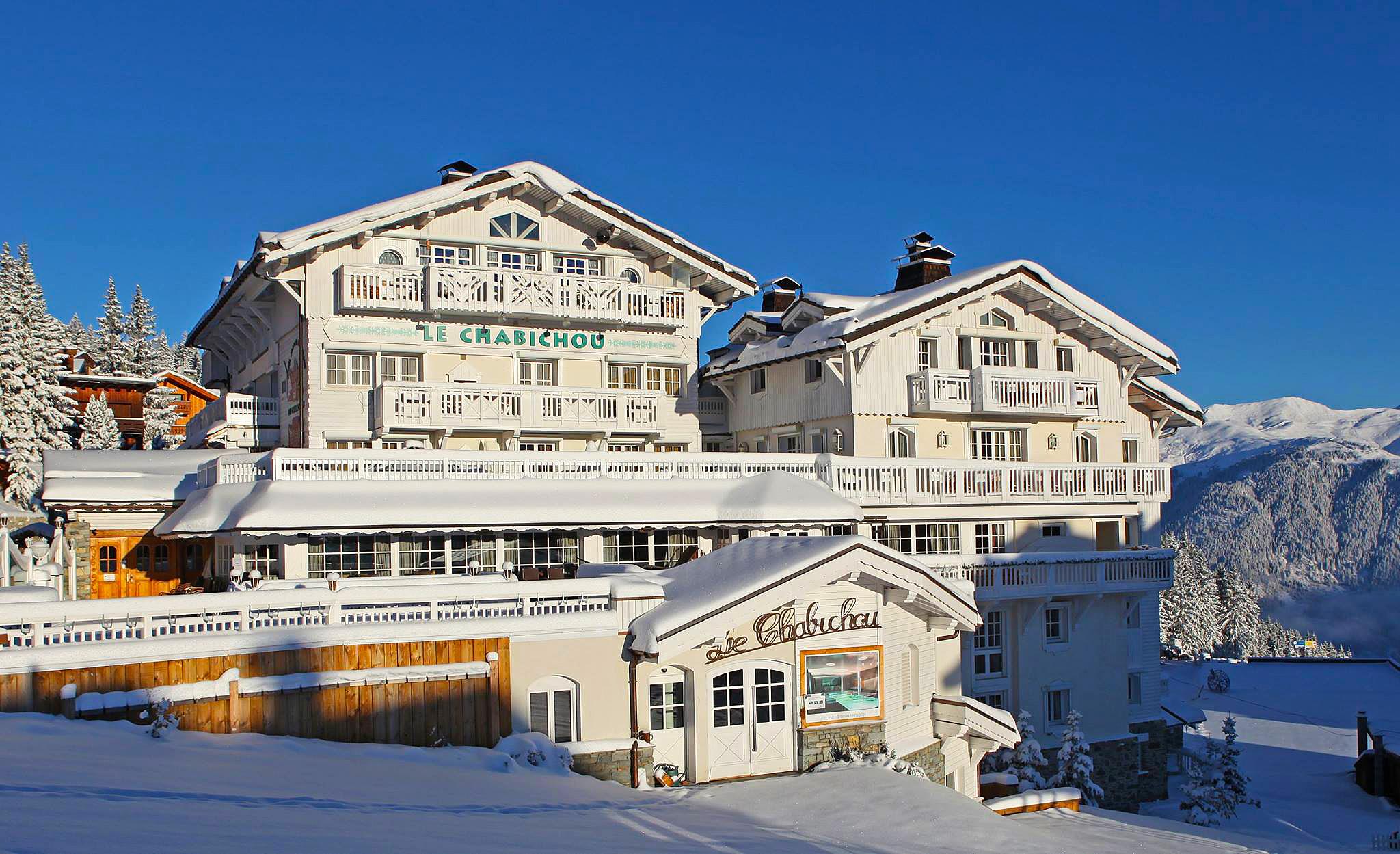 Five-star mountain resort luxury at Le Chabichou Hôtel, Courchevel, France