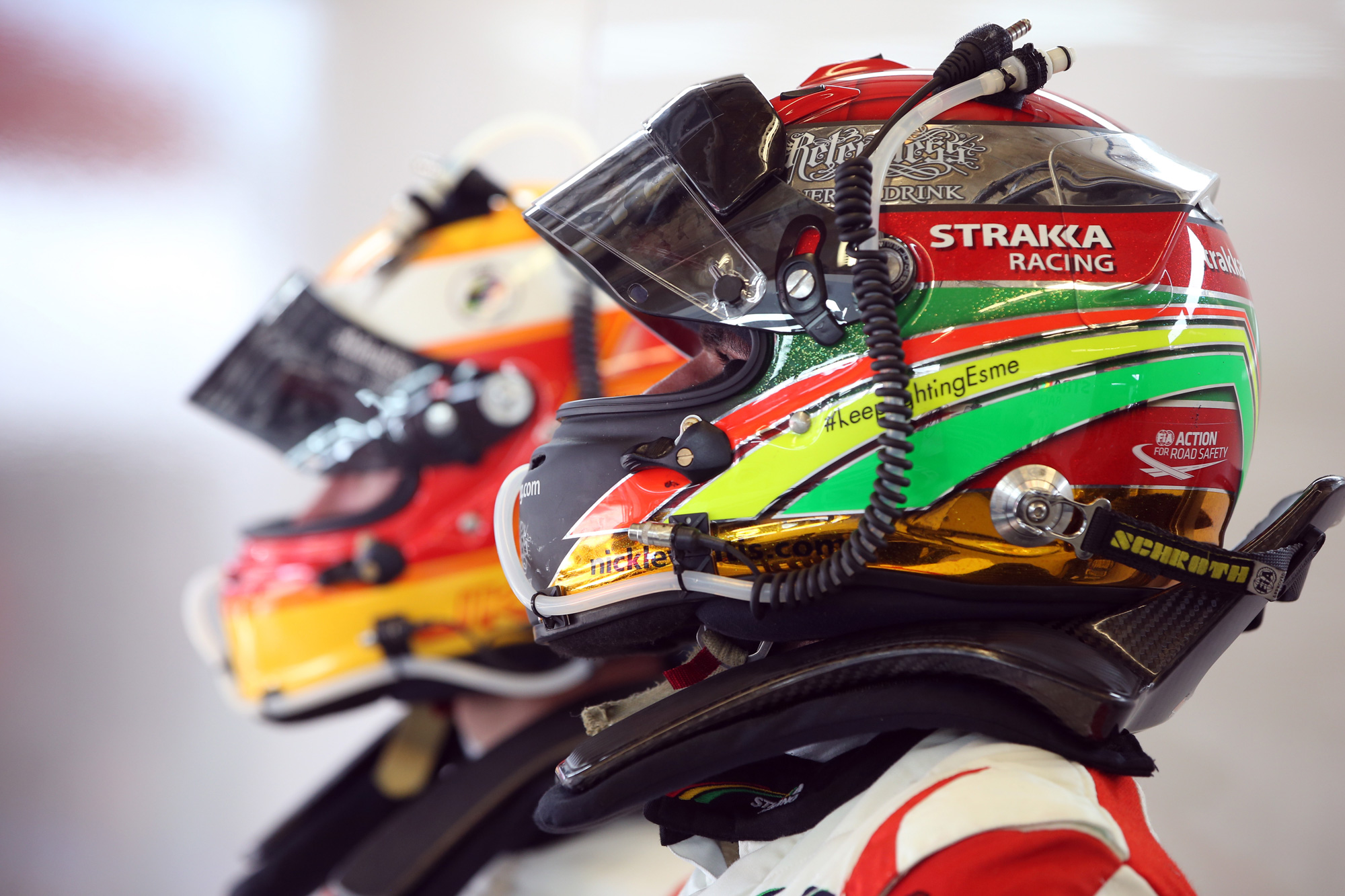 Interview With Nick Leventis, Racing Driver And Founder Of Strakka Racing 6