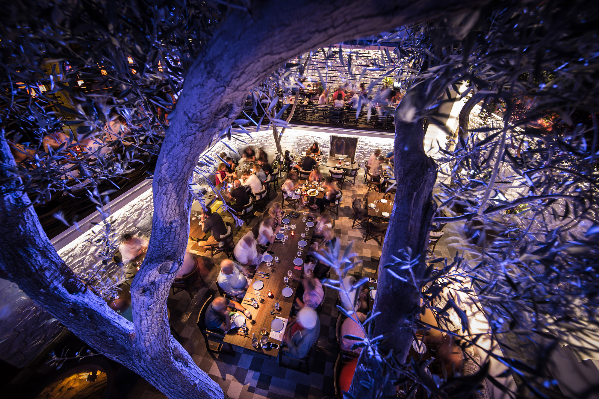 Ling Ling Returns To Mykonos With Culinary Excellence And Playful Decadence