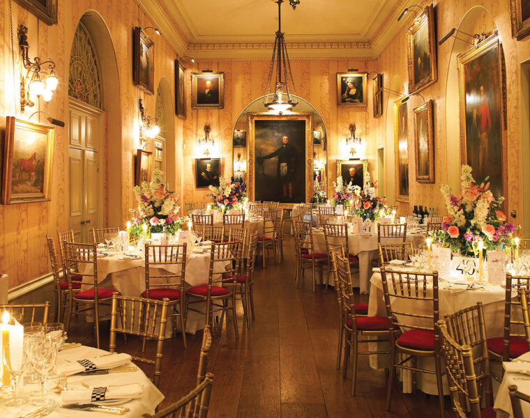 The Search Begins For The World's Most Luxurious Venues