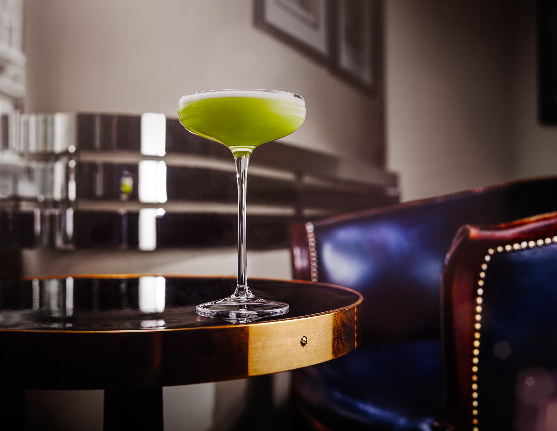 The American Bar at the long-standing Savoy certainly has a tale to tell. This century-old cocktail spot is one of the most iconic in the world – with the likes of Oscar Wilde and Frank Sinatra regularly seen sipping on a short or two way back when.