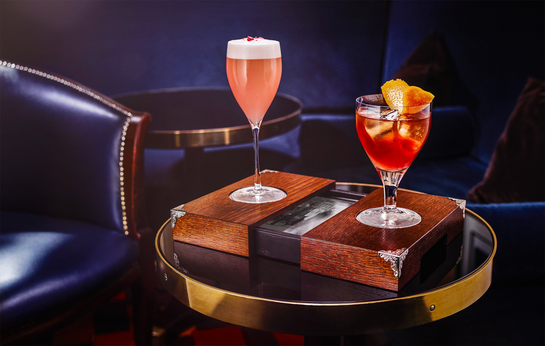 Discovering cocktails with a story to tell at the Savoy