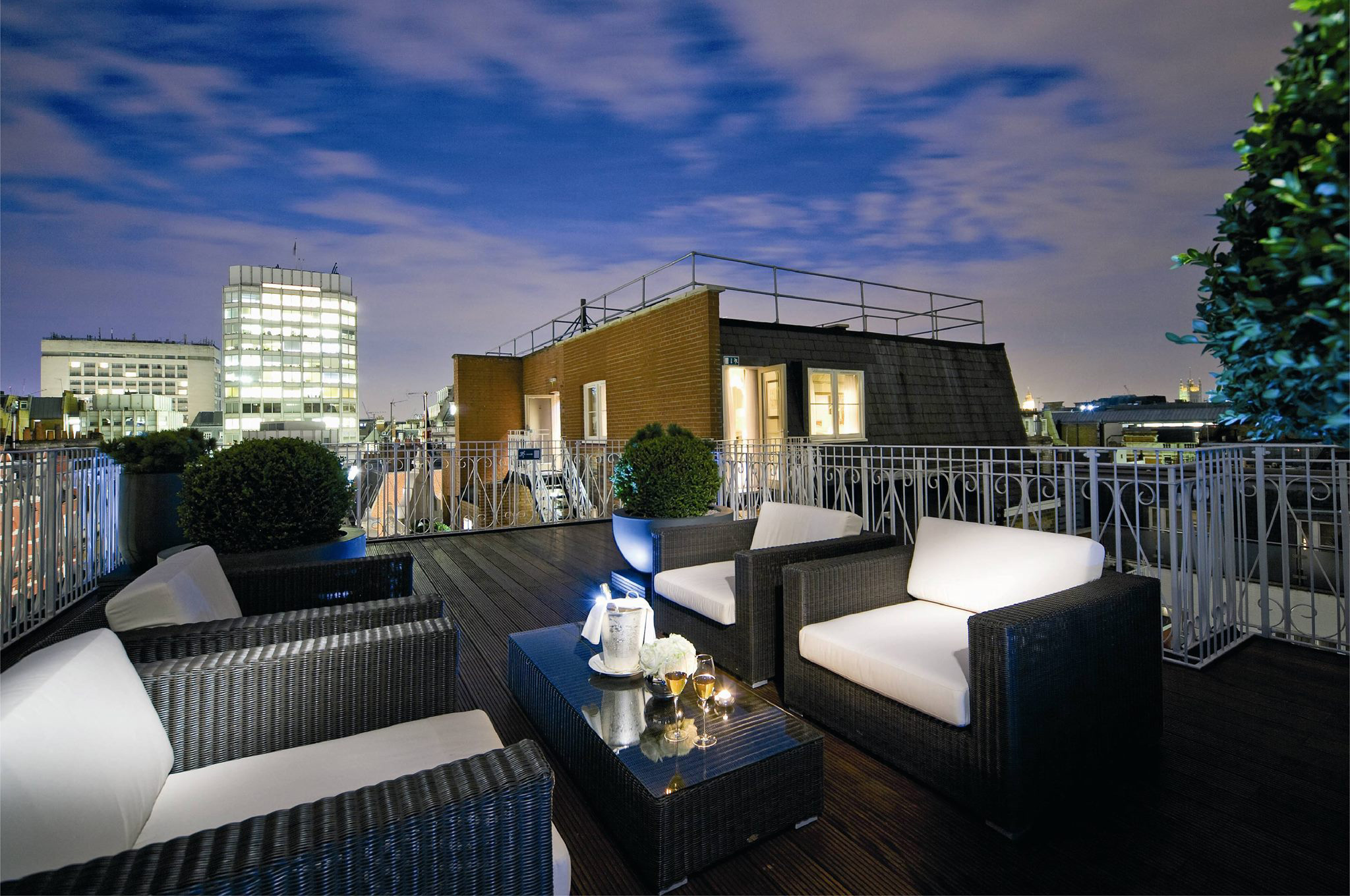 The Height Of Luxury At St James S Hotel And Club