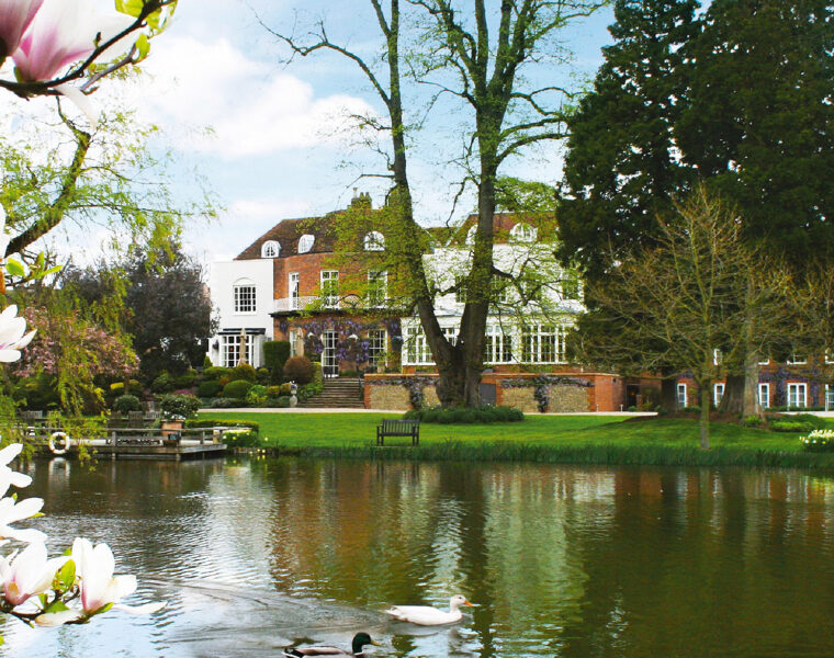 Country House Hotel Luxury At St Michael's Manor Hotel, St Albans 26