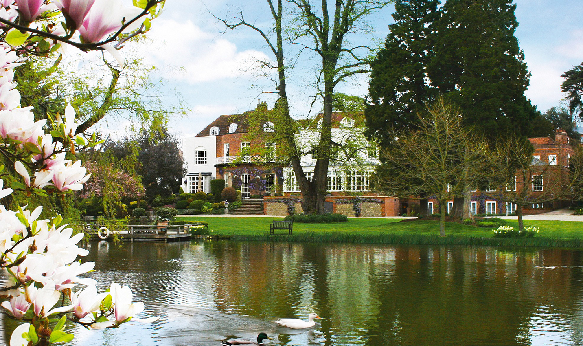 Country House Hotel Luxury At St Michael's Manor Hotel, St Albans