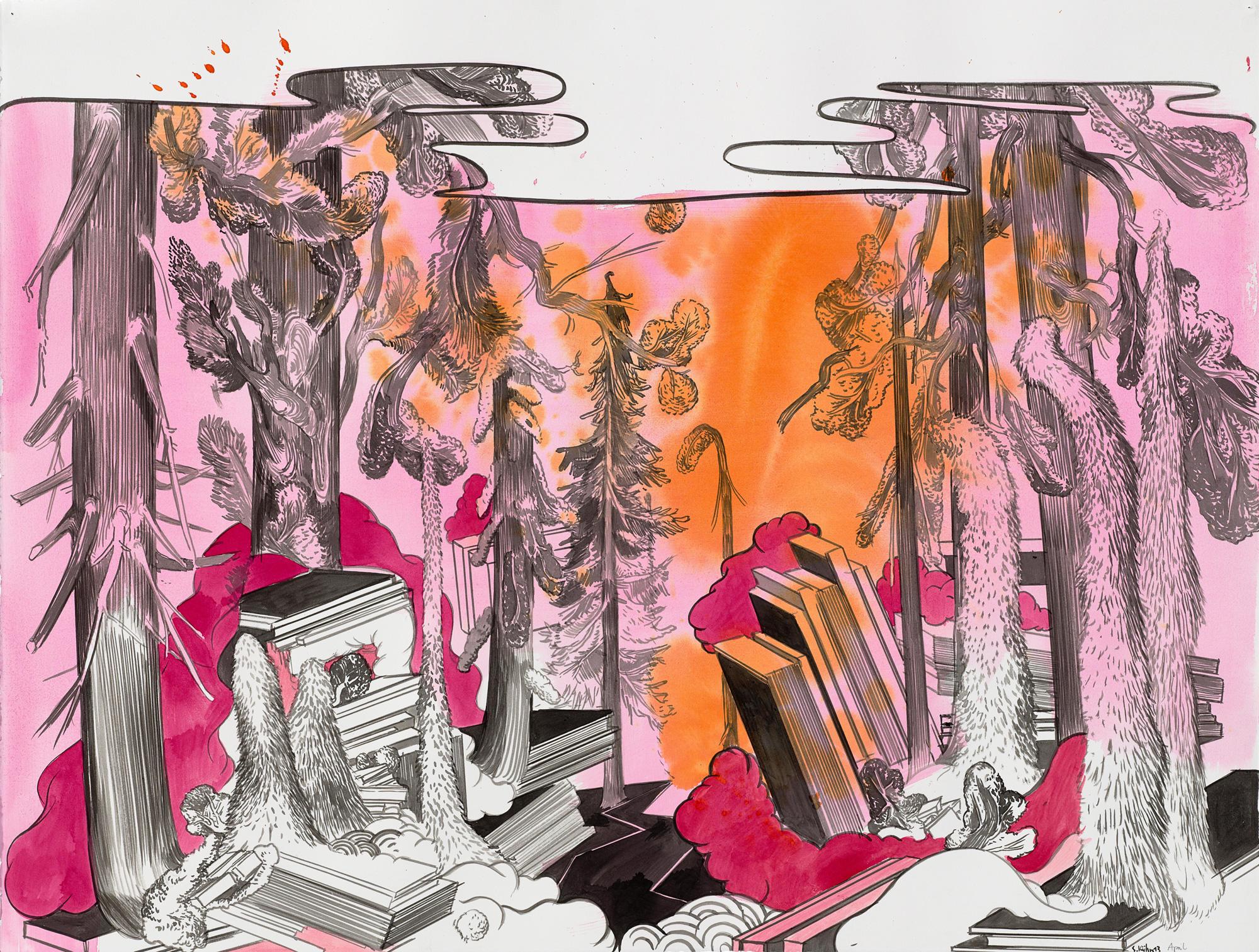 Artwork by Susanne Kuhn