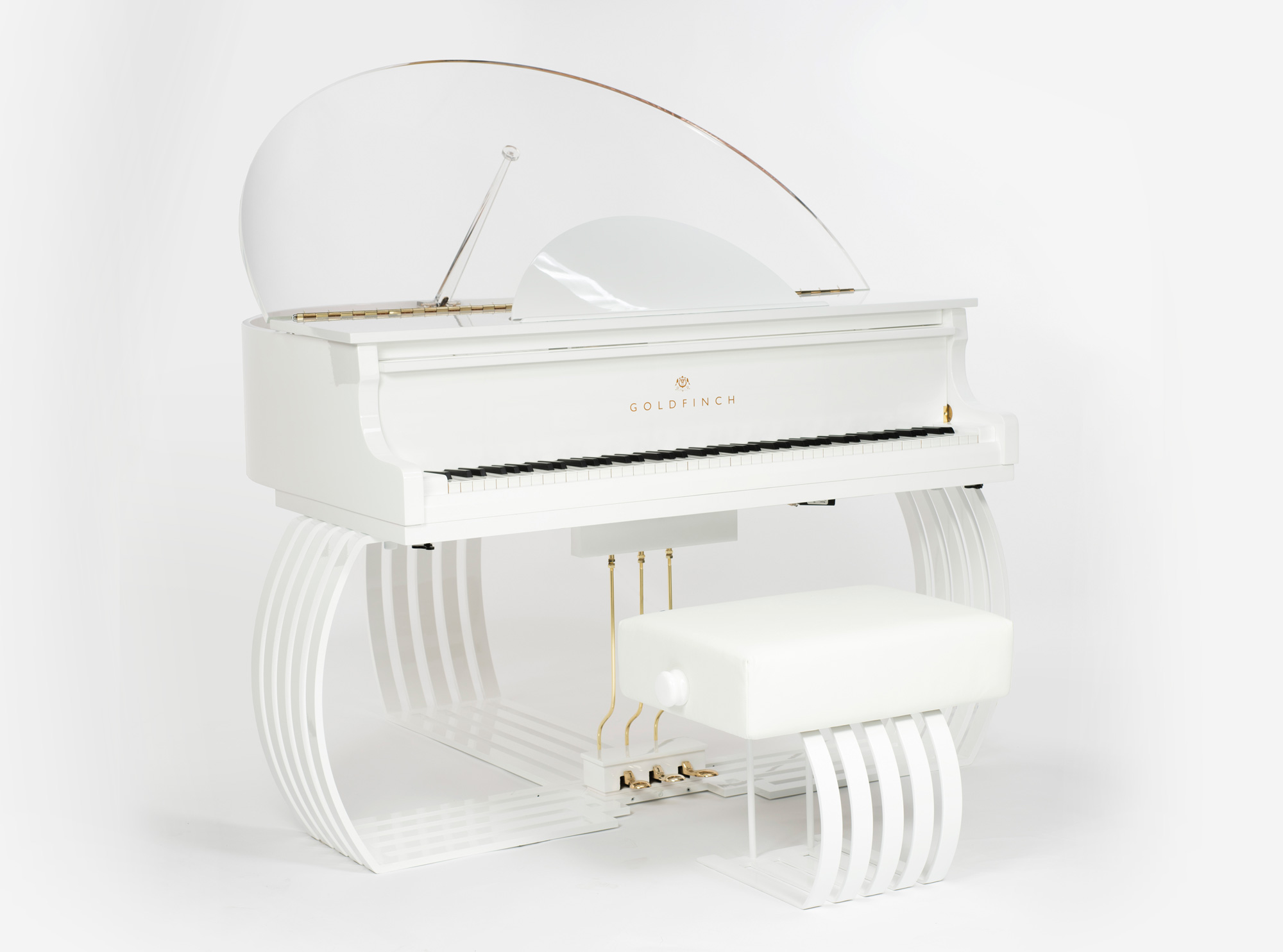 Goldfinch Launches Sygnet Grand Piano For Superyachts With Northrop & Johnson