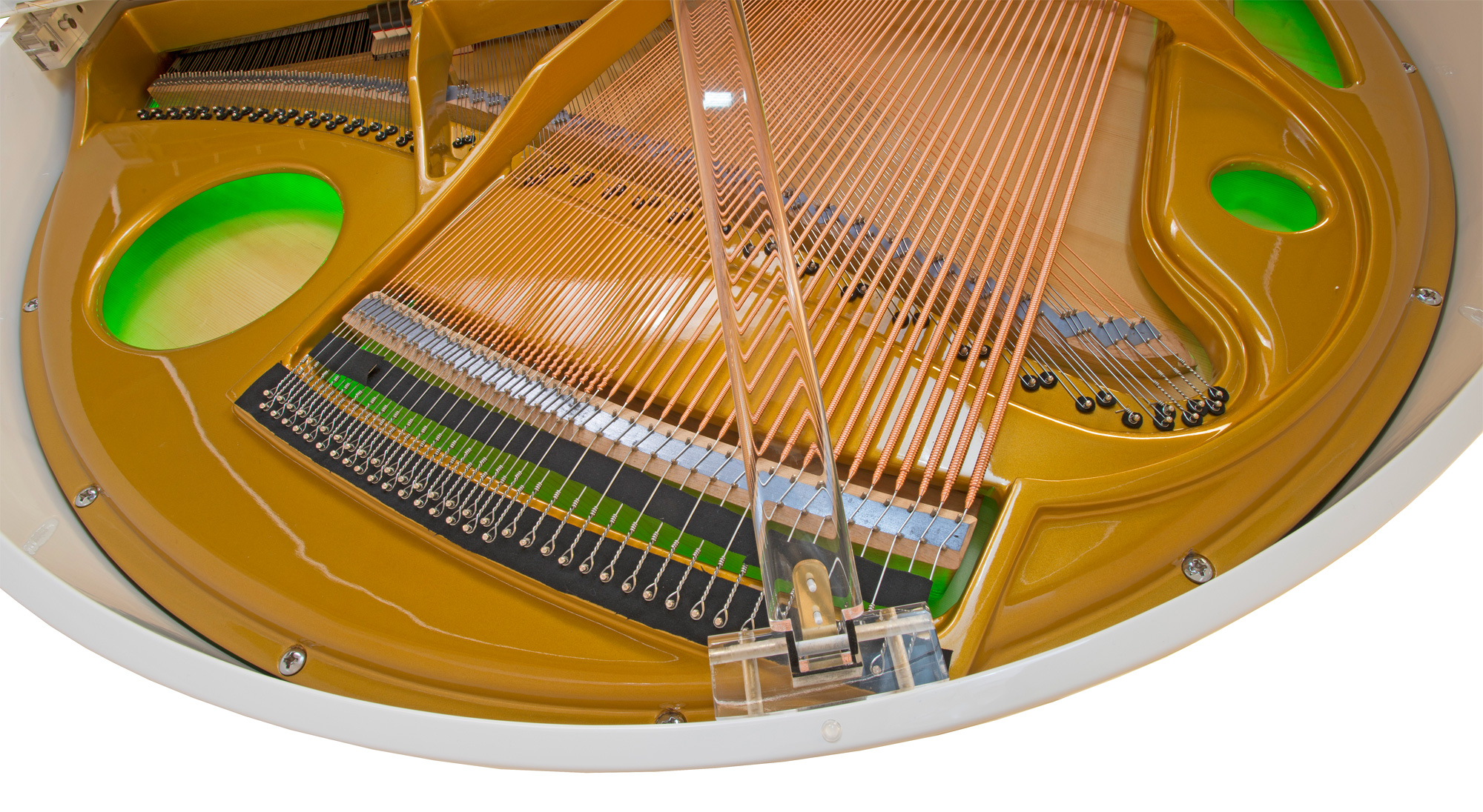 Goldfinch Launches The Sygnet Grand Piano For Superyachts With Northrop & Johnson 5