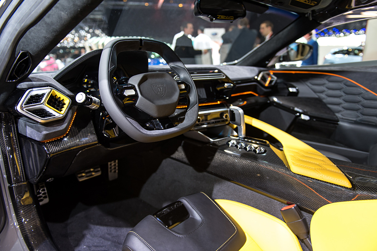 Zenvo The Newest Hypercar On The Block