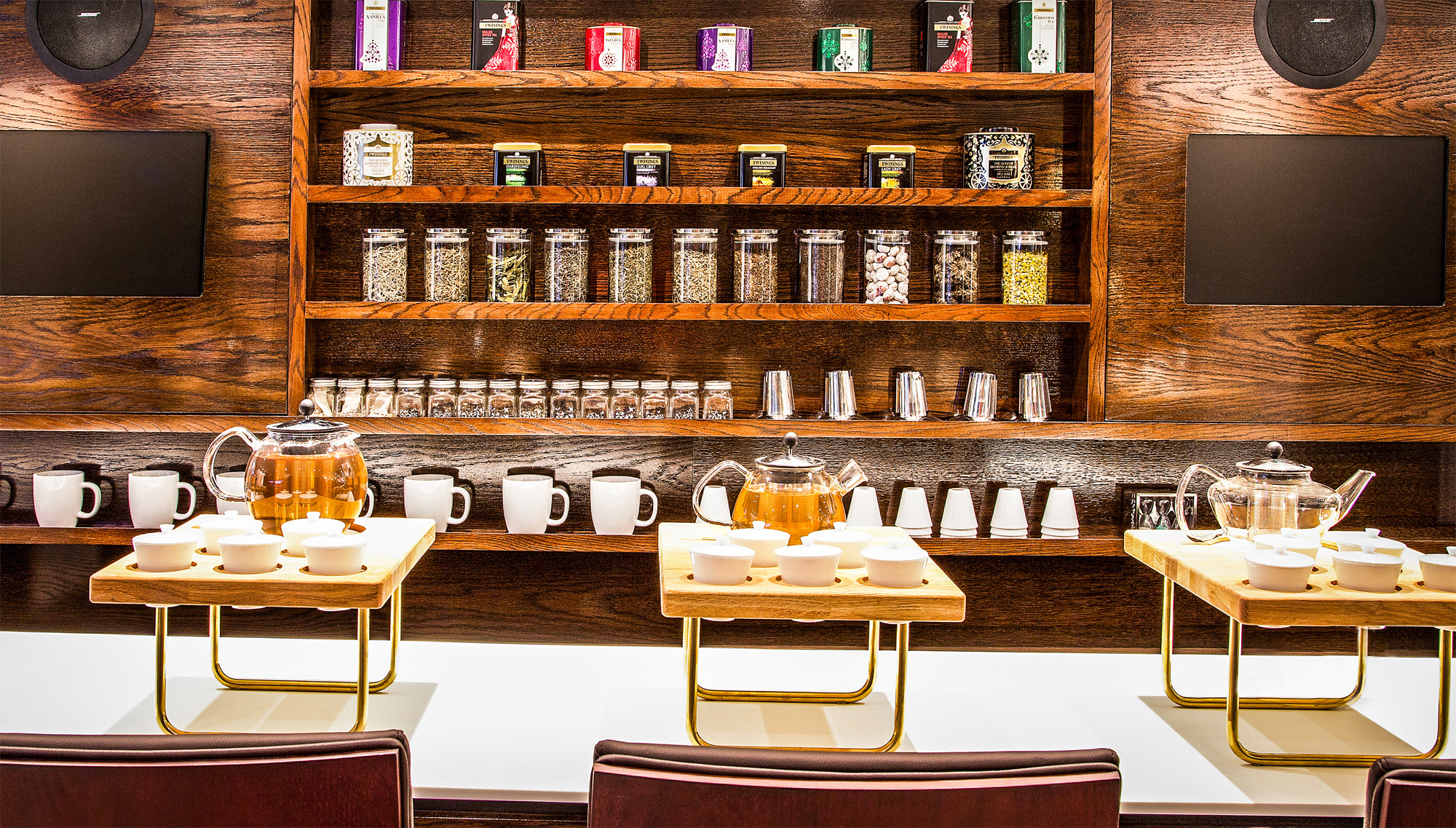 7 Delightfully Different Tea Rooms In London