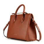 The Strathberry Midi Tote Tan