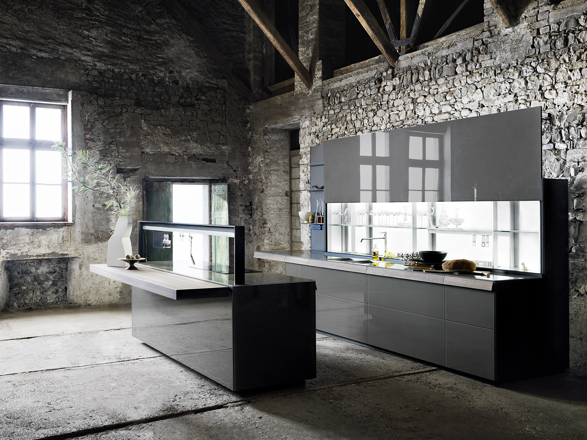 Valcucine Kitchens To Showcase New Solutions At Salone del Mobile