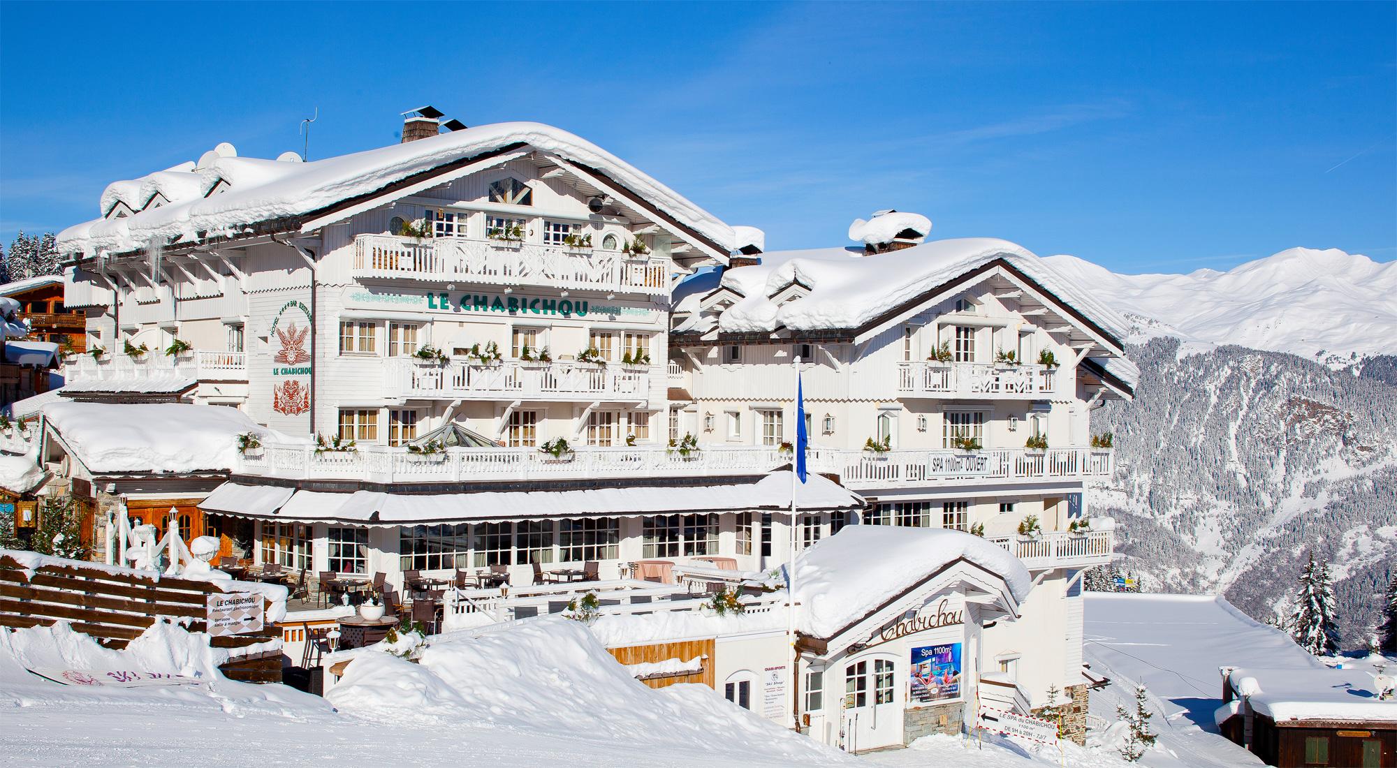 Five-star mountain resort luxury at Le Chabichou Hôtel, Courchevel, France 10