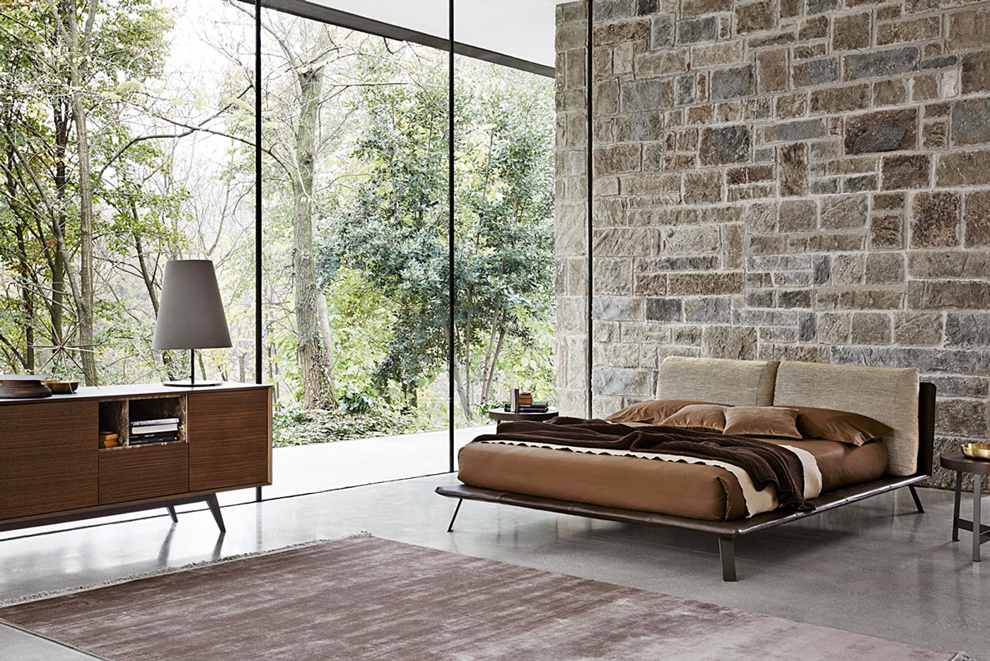 The New 2016 Bed Collection By Ditre Italia
