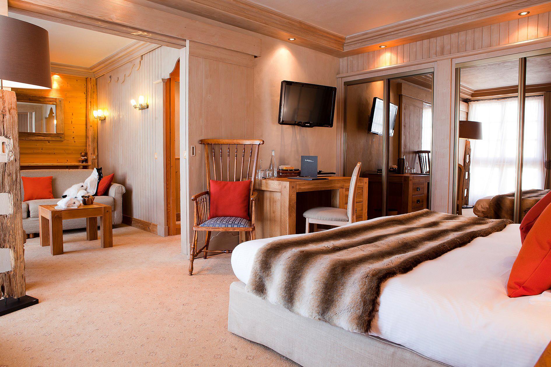 Five-star mountain resort luxury at Le Chabichou Hôtel, Courchevel, France 11