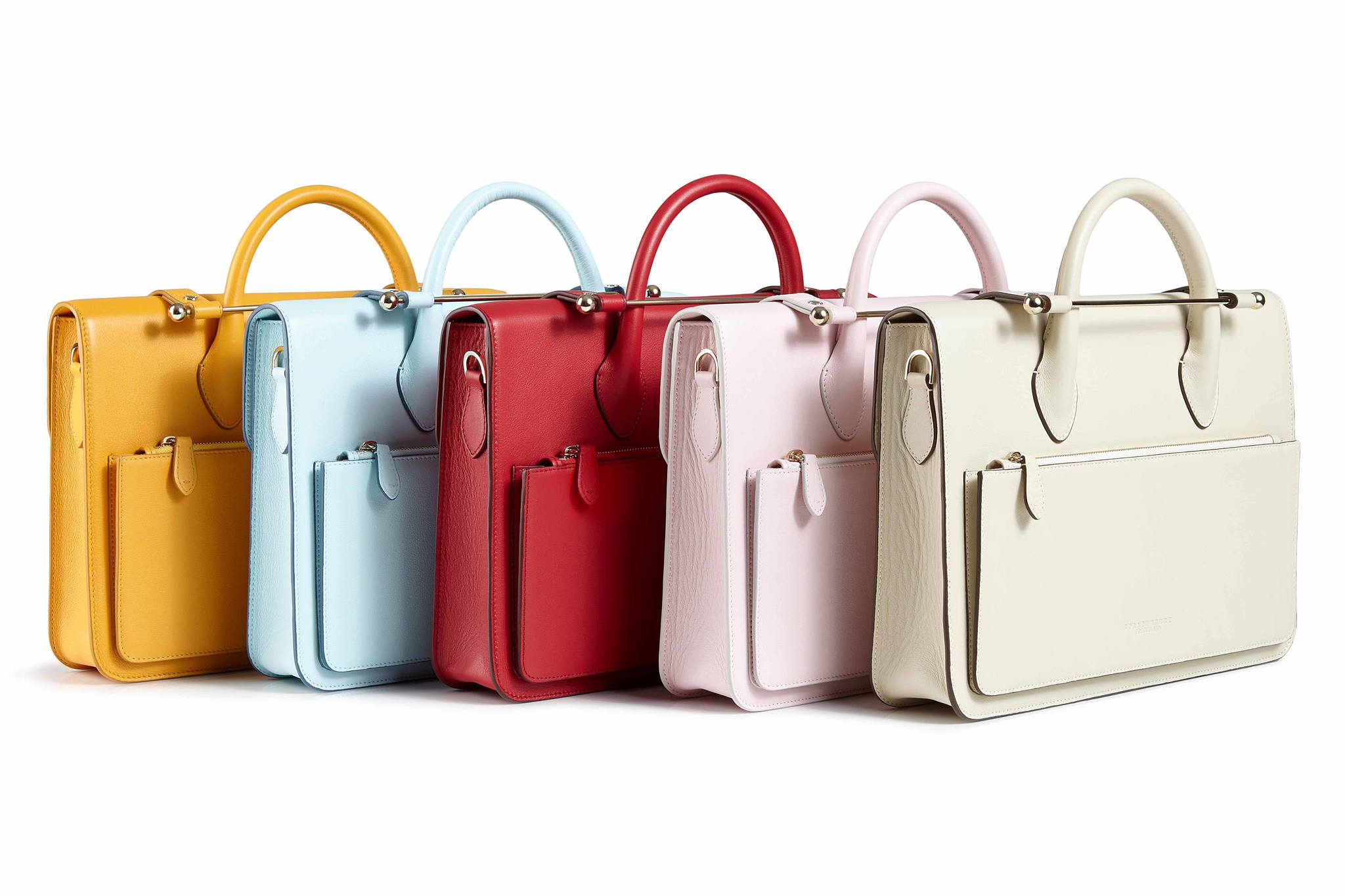 """Strathberry – The Scottish Luxury Brand """"Bagging"""" The Best ..."""