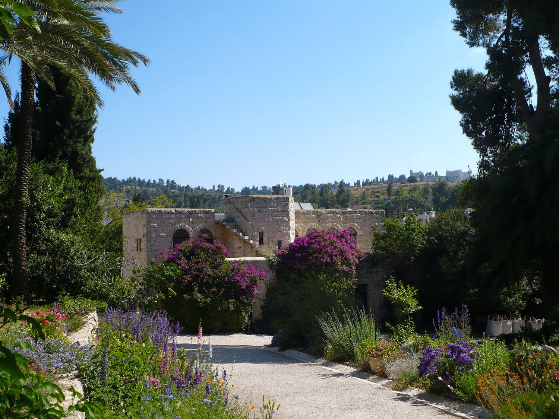 Abu Ghosh Monastery