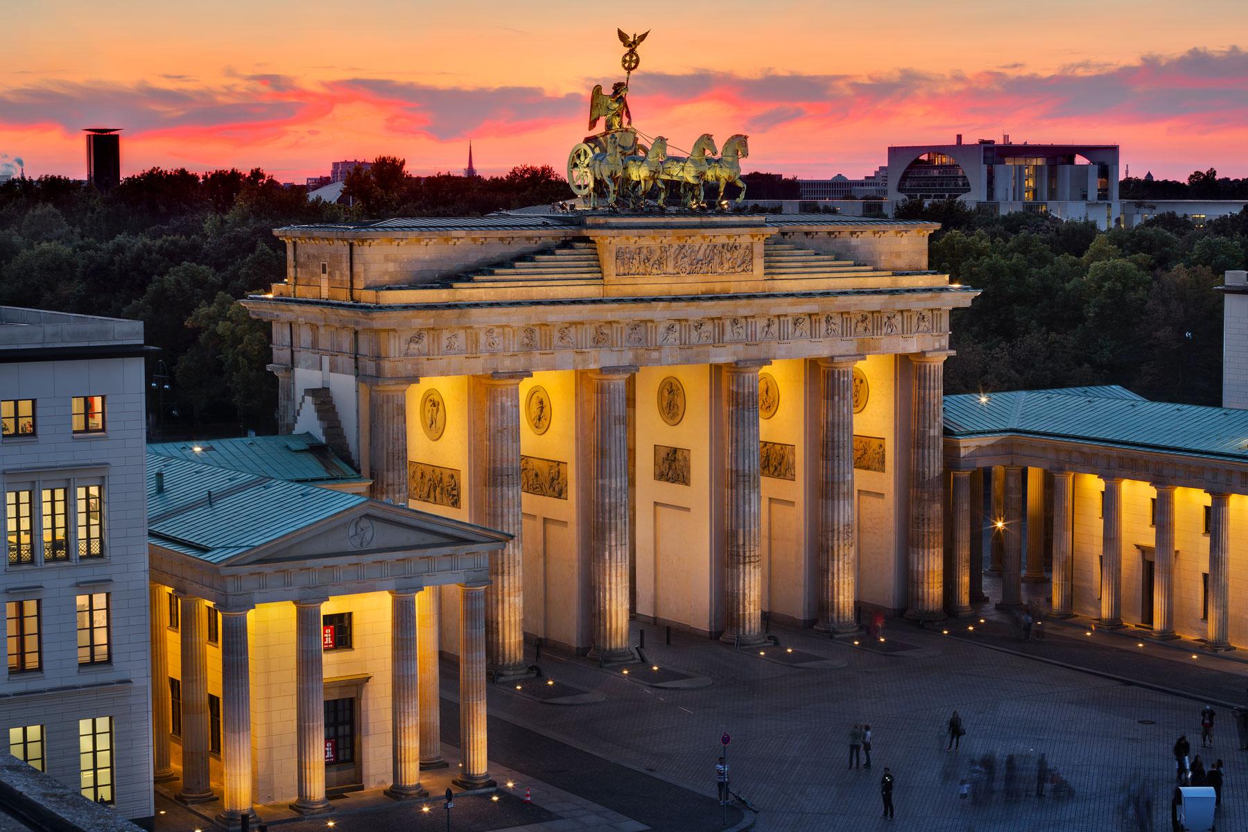 A Luxurious Stay In Beautiful Berlin!