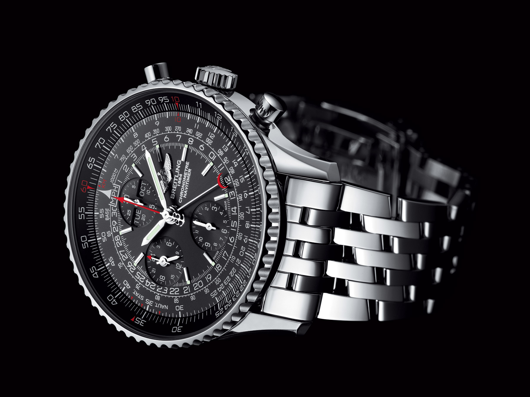 The Breitling Navitimer 1884 – A milestone Chronograph
