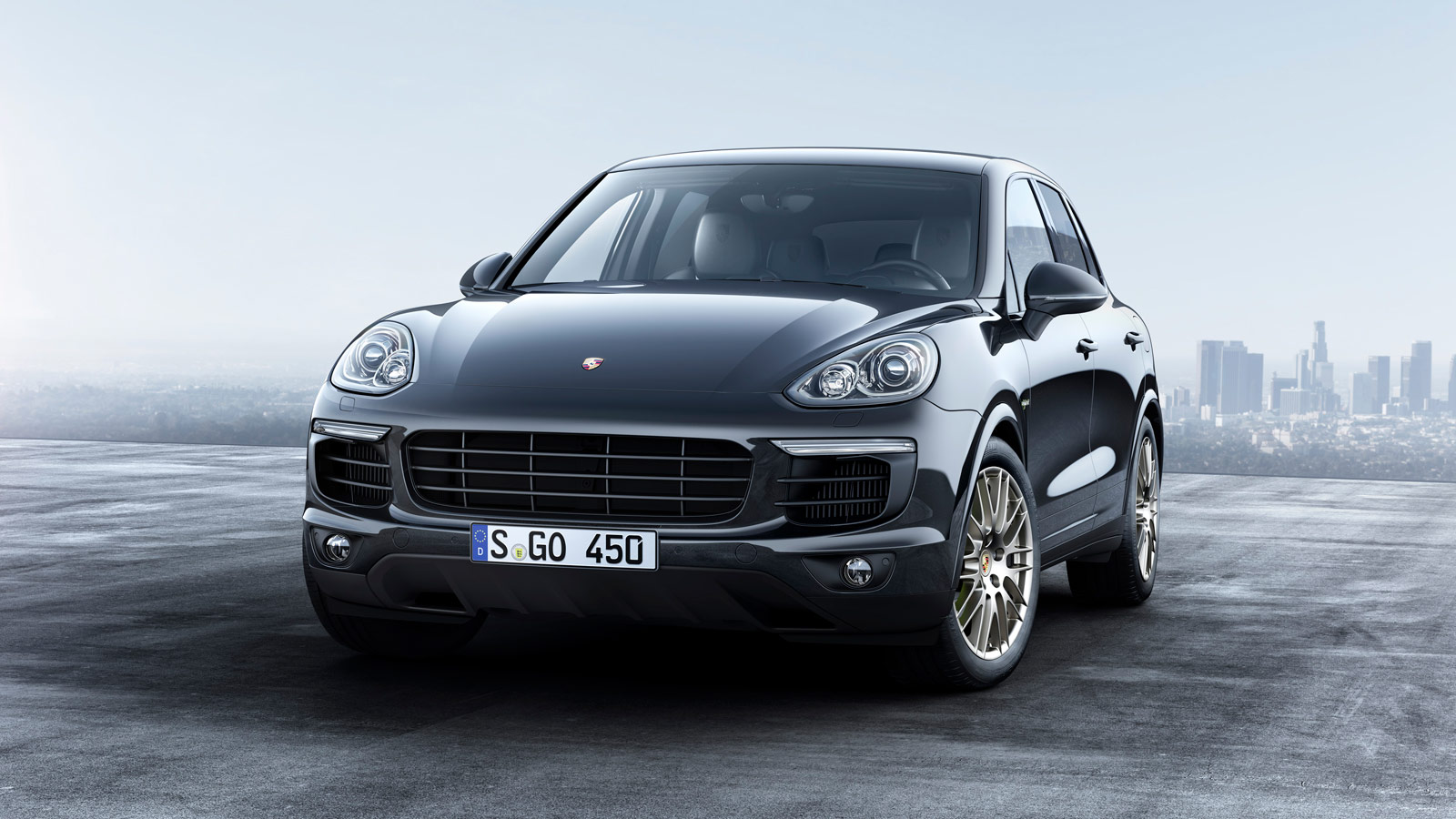 Porsche Introduce Elegant And Exclusive Cayenne Platinum Edition